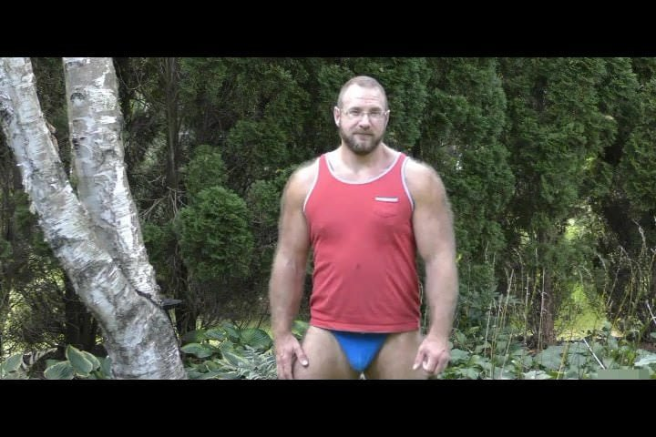 Naked hot men by rick day