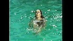 Early Stefanie Powers Bikini & Topless. Hart to Hart.