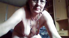 Kinky mature on cam