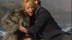Blowjob in fur