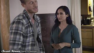 SweetSinner Stunner MILF Reena Sky Cheats on BF