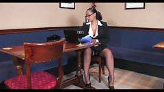 Donna Ambrose Deals With A Pervert