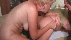 2 Horny Mature Ladies call Neighbour for some fun