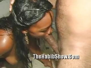 DominicanBeauty Quwwn fucked by Ghetto hood thug