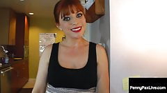 Young Step Daughter Penny Pax Gets Pussy Plowed By Step-Dad!