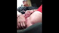 Car park cunt 4