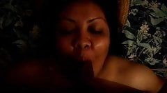 Bbw wife face during sex