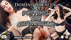 GroobyVR: Domino Presley in Popping the Champagne