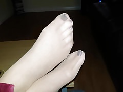 Mesmorized by my Feet Part II
