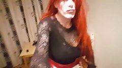Big cock redhead Suleika fucks married man