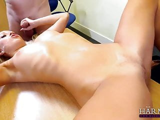 HARMONY VISION Gorgeous Blonde Babe Carla Cox Anal fucked 3