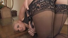 Black Stockings PHOENIX MARIE Hards Fucking
