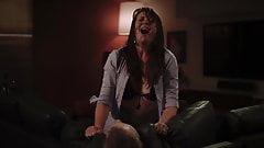 Amanda Tapping Sex Scene in Random Acts of Romance