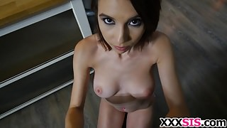 Cece Capella gets banged by her bro