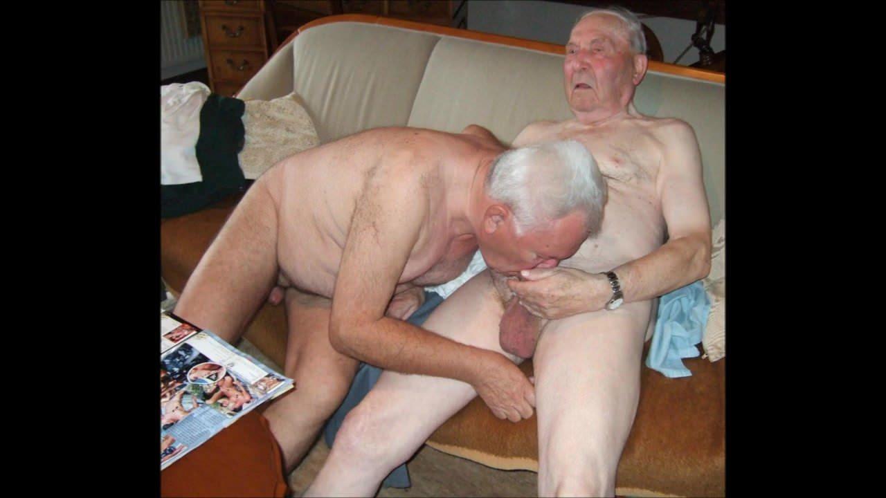 порно про старых дедов
