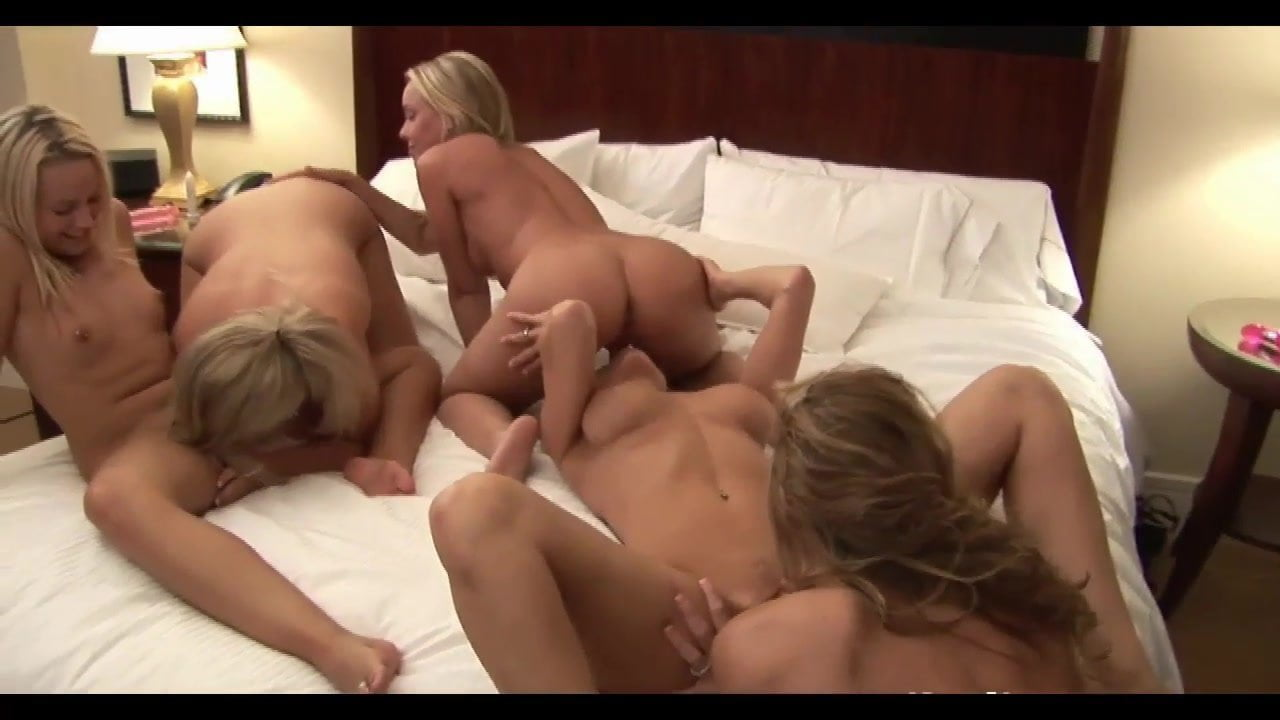 Lesben Sex Party