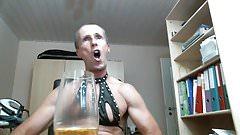 olibrius71 piss drink  prolaps