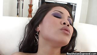 RealAsianExposed - Jessica Bangkok always chooses cock