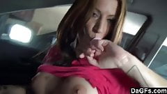 Sucking Dick In Public Is Her Favorite Thing