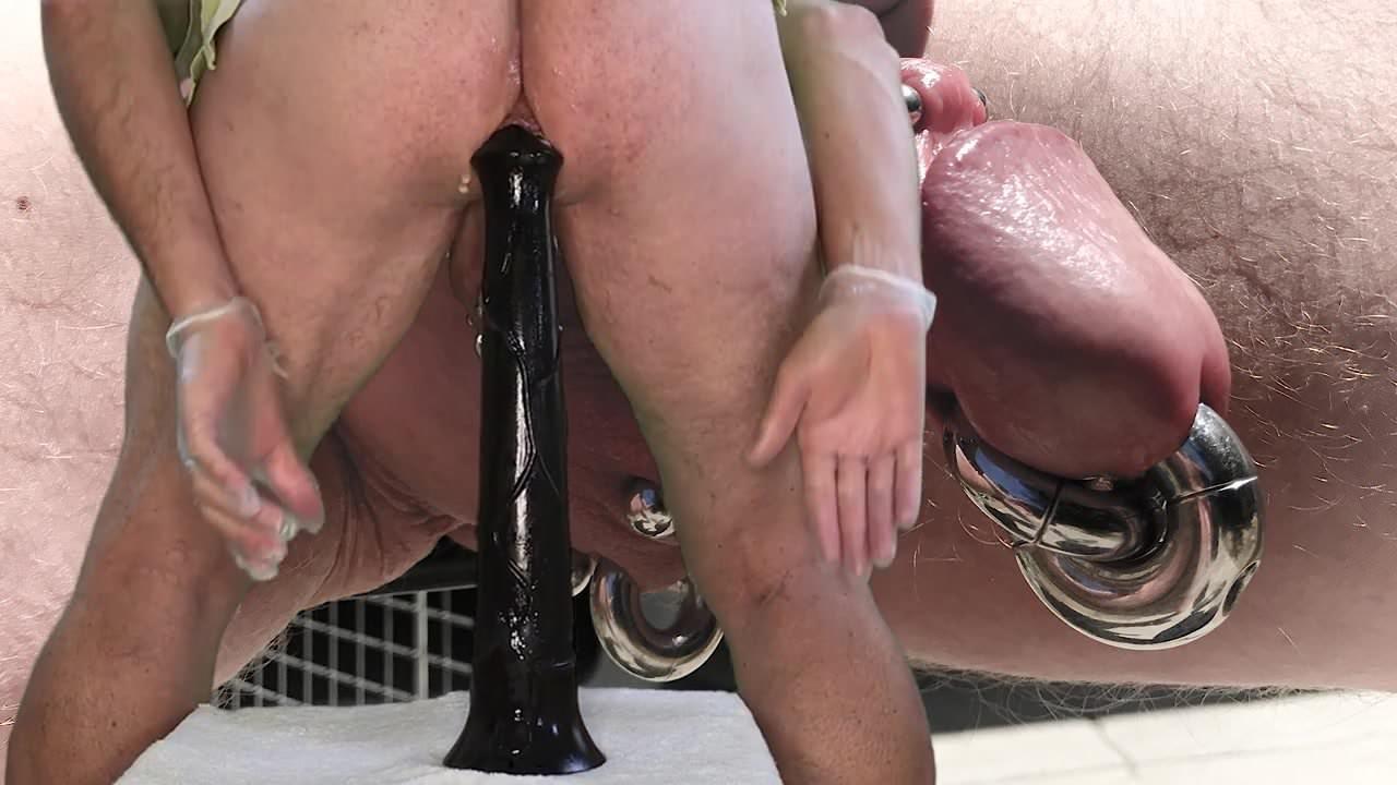 porn Male dildo