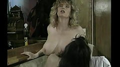Busty Lesbos Fuck In The Bar
