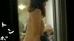 Daddy bondage sexy long hair