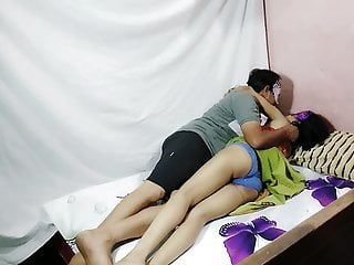 Sexy Next Door Indian Bhabhi Have Sex While Husband In Away