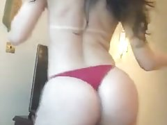 Latina Sexy Streptease