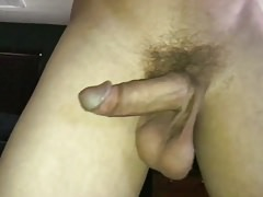 Heavy Balls and Long Cock swing slo mo pt.2