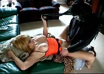 Alluring Cougar doing what she does best! #5