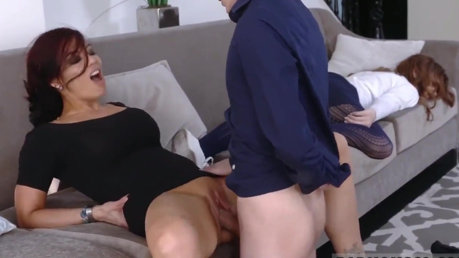 Best Friends Mom Handjob