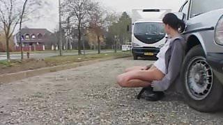 Outdoor - Peeing 4 of 4