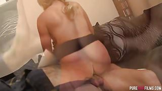 Thick Busty Blonde Stepdaughter
