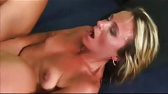 Horny And Hot Blonde Milf Fucks Like Mad