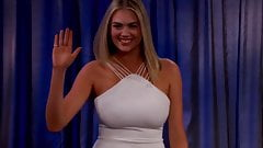 Slowmotion Kate Upton Lateshow