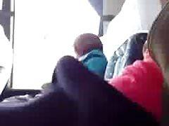 flashing me la jalo en el bus