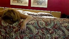 Cheating wife in Hotel love BBC