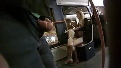 lungkondoi public flashing dick stranger girl