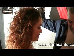 Dana Santo How men treat