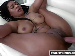 RealityKings - Round and Brown - Alison Sault Tyler Steel -