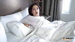 SheDoesAnal - Stepsis Shares The Bed and Her Ass