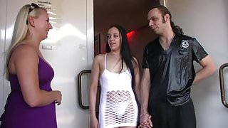 Gina Casting - Mirco und Petra