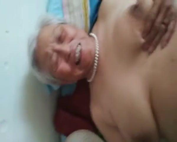 asian granny amateur