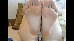Feet Cam Compil