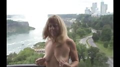 Tasha - View of Niagara Falls.