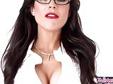 Twistys - Kirsten Price starring at All Business More Pleasu