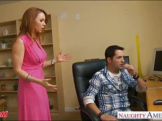 Preview 1 of Firm bodied redhead mom Janet Mason gets fucked