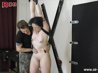 Sir Rob - Belly PunchingMilitary Punishment Cunt Busting