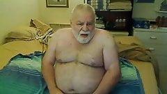 Grampa Plays Naked