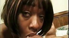Paradise of Black Girls with Big Cumshot